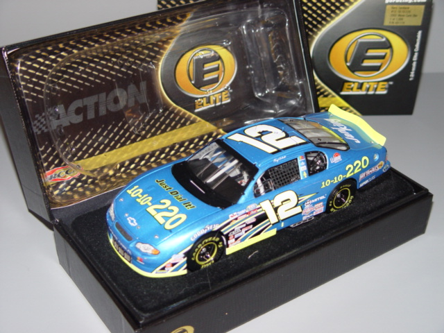 2002 Kerry Earnhardt NASCAR Diecast 12 Dial 10 10 220 CWC 1:24 Action RCCA Elite 1b