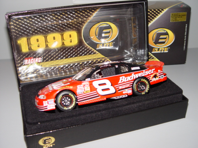 1999 Dale Earnhardt Jr NASCAR Diecast 8 Bud Budweiser New Hampsire CWC 1:24 Action RCCA Elite 1