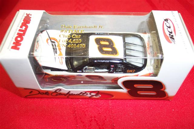 2003 Dale Earnhardt Jr NASCAR Diecast 8 DMP Dirty Mo Posse 2002 CWC 1:64 Action RCCA Club Car 1