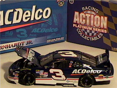1998 Dale Earnhardt Jr NASCAR Diecast 3 ACDelco AC Delco CWC 1:24 Action ARC 1