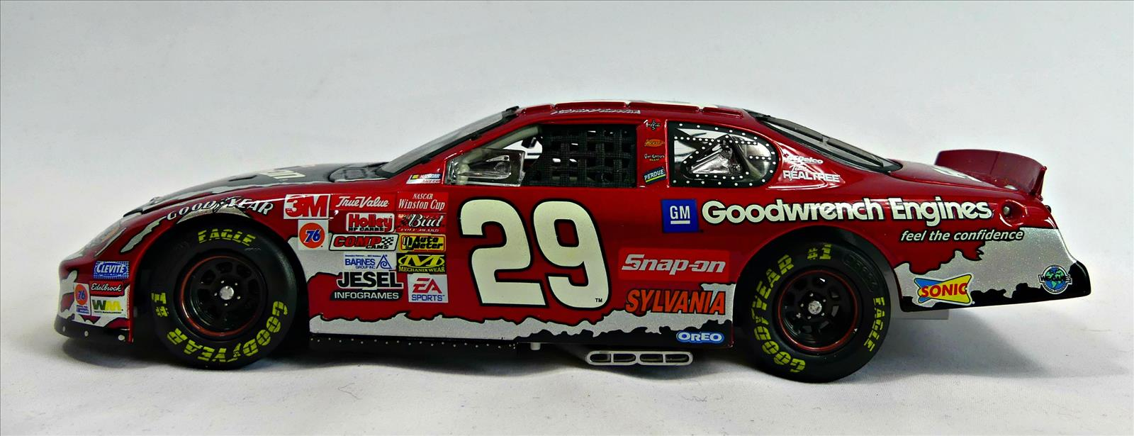 29 Kevin Harvick Diecast 2003 GMGW GM Goodwrench Snap on Snap On CWC 1:24 Action ARC Snap On Dealers 1