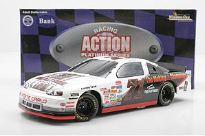 1997 Dave Marcis NASCAR Diecast 71 Realtree Real Tree Making Of Champions BWB Bank 1:24 Action ARC 1