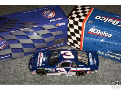 1999 Dale Earnhardt Jr NASCAR Diecast 3 AC Delco ACDelco CWC 1:24 Action ARC 1
