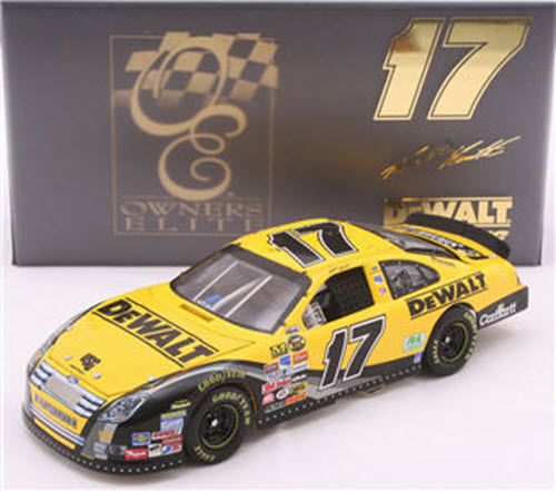 17 Matt Kenseth Diecast 2007 DeWalt CWC 1:24 Action RCCA Elite 1