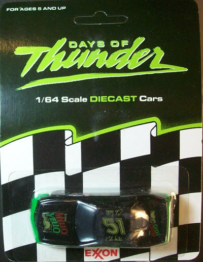 1990 Cole Trickle NASCAR Diecast 51 Days of Thunder Mello Yello CWC 1:64 Racing Champions Promo 1