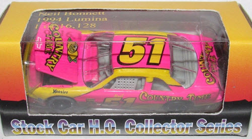 1994 Neil Bonnett NASCAR Diecast 51 Country Time CWC 1:64 Action HO Collector Series 1
