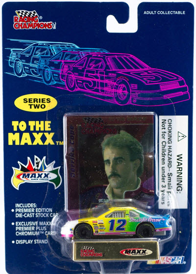 1995 Derrike Cope NASCAR Diecast 12 Straight Arrow CWC 1:64 Racing Champions To The Maxx 1
