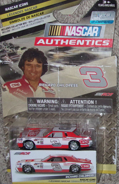 1995 Richard Childress NASCAR Diecast 3 CRC Chemical CWC 1:64 Lionel Authentics 1