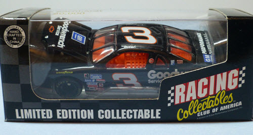 1996 Dale Earnhardt Sr NASCAR Diecast 3 GMGW GM Goodwrench CWC 1:64 Action RCCA 1b