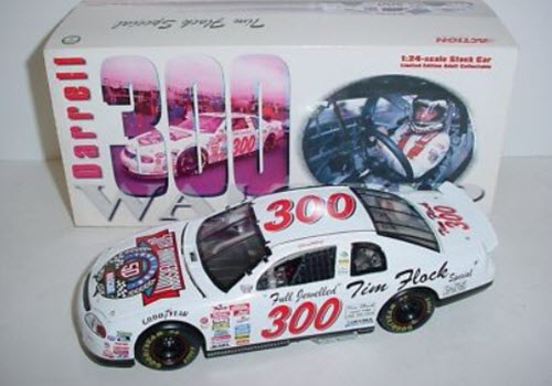 1998 Darrell Waltrip NASCAR Diecast 300 Tim Flock CWC 1:24 Action ARC 1