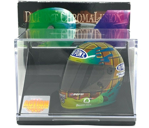 1998 Jeff Gordon NASCAR Diecast 24 DuPont Chromalusion Helmet 14 Action ARC 1