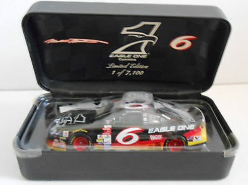 1998 Mark Martin NASCAR Diecast 6 Eagle One CWC 1:24 Racing Champions Authentics 1
