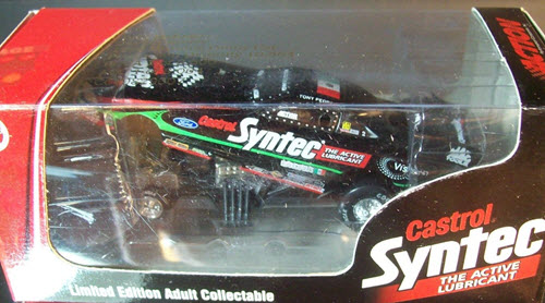 1998 Tony Pedregon NHRA Diecast Castrol Syntec Funny Car 1:64 Action RCCA 1