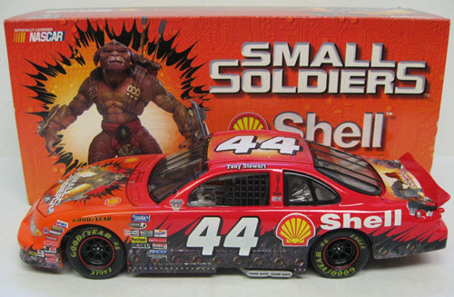 1998 Tony Stewart NASCAR Diecast 44 Small Soldiers  CWC 1:24 Action ARC 1