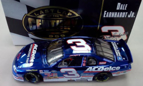 1999 Dale Earnhardt Jr NASCAR Diecast 3 AC Delco ACDelco Last Lap of the Century CWC 1:24 Action ARC 1