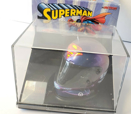 1999 Jeff Gordon NASCAR Diecast 24 Superman Helmet 14 Action ARC 1