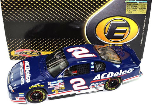 2 Kevin Harvick Diecast 2000 ACDelco AC Delco CWC 1:24 Action RCCA Elite 1