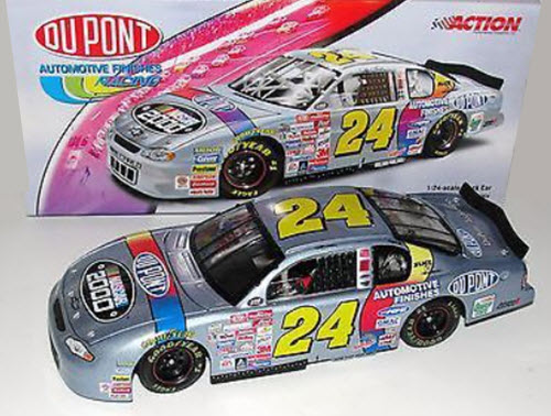 2000 Jeff Gordon NASCAR Diecast 24 DuPont NASCAR 2000 CWC 1:24 Action ARC 1