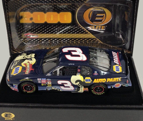 2000 Ron Hornaday NASCAR Diecast 3 Dracula Monsters CWC 1:24 Action RCCA Elite 2