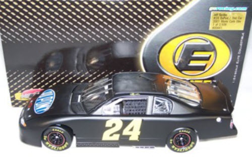 2001 Jeff Gordon NASCAR Diecast 24 DuPont Test Car CWC 1:24 Action RCCA Elite 1