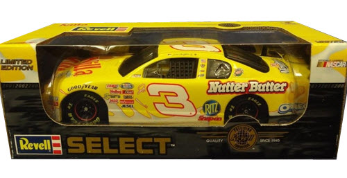 2002 Dale Earnhardt Jr NASCAR Diecast 3 Nilla Wafers Nutter Butter CWC 1:24 Revell Selct 1