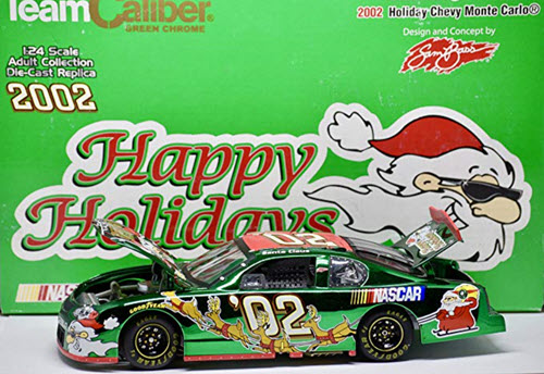 2002 NASCAR Diecast 02 Happy Holidays CWC 1:24 Team Caliber Owners 1b