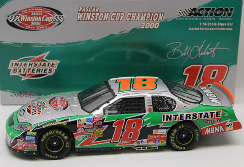 2003 Bobby Labonte NASCAR Diecast 18 Winston Cup Victory Lap CWC 1:24 Action ARC 1