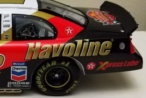 2003 Jamie McMurray NASCAR Diecast 42 Havoline Davey Allison Memorial CWC 1:24 Action ARC 5