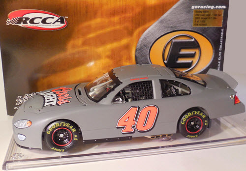 2003 Sterling Marlin NASCAR Diecast 40 Coors Light Test Car CWC 1:24 Action RCCA Elite 1