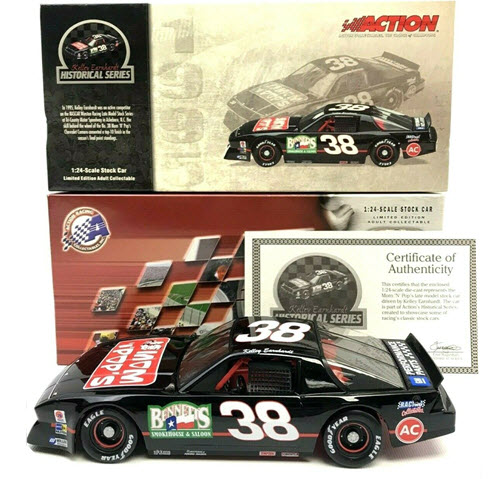 2004 Kelley Earnhardt NASCAR Diecast 38 Mom Pops 1995 Camaro CWC 1:24 Action ARC Historical 1