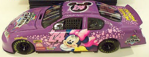 2004 NASCAR Diecast 04 Daytona 500 Minnie Mouse CWC 1:24 Team Caliber Owners 1