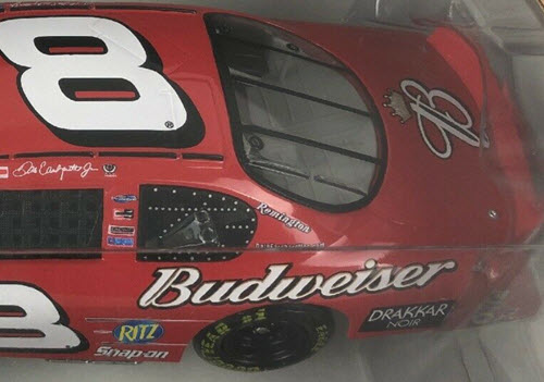 2005 Dale Earnhardt Jr NASCAR Diecast 8 Bud Budweiser CWC 1:24 Action ARC Window Box 5