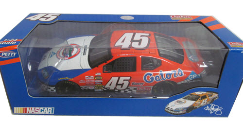 2005 Kyle Petty NASCAR Diecast 45 Florida Gators CWC 1:24 Team Caliber Promo 1