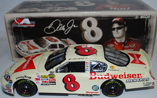 2006 Dale Earnhardt Jr NASCAR Diecast 8 Bud Budweiser Fathers Day Retro CWC 1:24 Action ARC 1