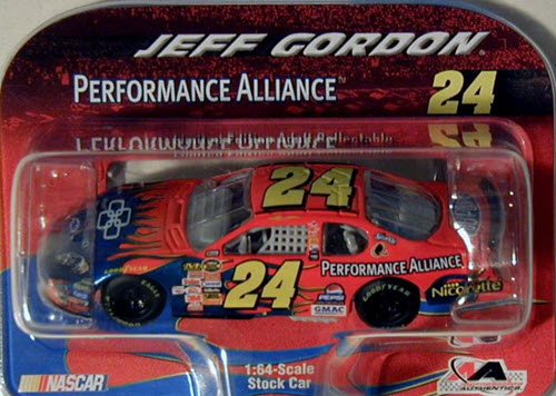 2006 Jeff Gordon NASCAR Diecast 24 Performance Alliance CWC 1:64 Action ARC 1