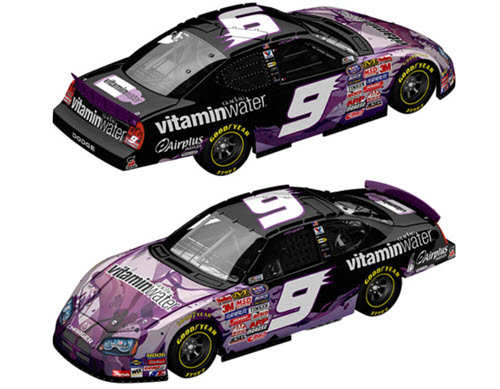 2007 Kasey Kahne NASCAR Diecast 9 Vitamin Water CWC 1:24 Action RCCA Elite 99