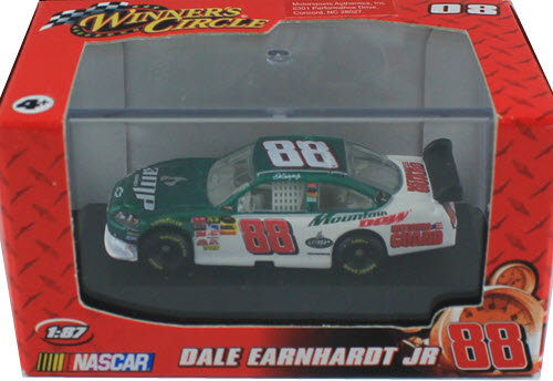 2008 Dale Earnhardt Jr NASCAR Diecast 88 Amp CWC 1:87 Winners Circle 1