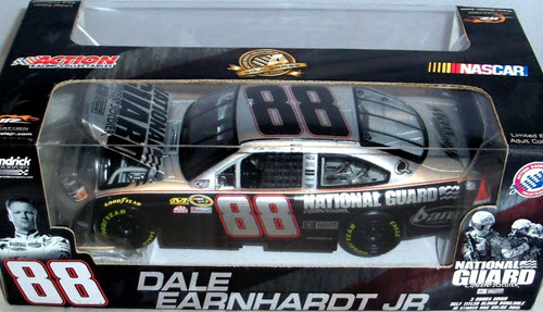 2008 Dale Earnhardt Jr NASCAR Diecast 88 National Guard Citizen Soldier 3 Doors Down CWC 1:24 Action ARC Gold Series 1