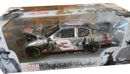 2008 Dale Earnhardt Sr NASCAR Diecast 3 John Wayne Duke CWC 1:24 Action ARC Gold Series 1