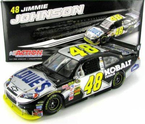 2009 Jimmie Johnson NASCAR Diecast 48 Kobalt CWC 1:24 Lionel Action ARC 1