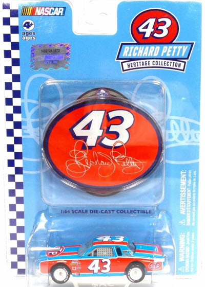 2009 Richard Petty NASCAR Diecast 43 STP 1979 Monte Carlo CWC 1:64 Winners Circle Heritage Collection 1