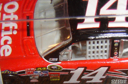 2010 Tony Stewart NASCAR Diecast 14 Office Depot CWC 1:24 Action ARC 3
