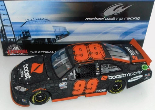 2011 Travis Pastrana NASCAR Diecast 99 Boost Mobile CWC 1:24 Action ARC 1