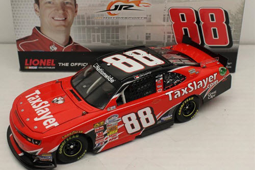 2013 Dale Earnhardt Jr NASCAR Diecast 88 TaxSlayer Tax Slayer CWC 1:24 Lionel Action ARC 1