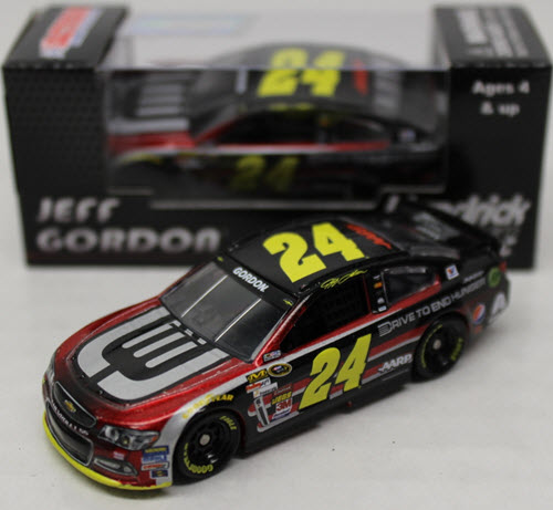 2014 Jeff Gordon NASCAR Diecast 24 DTEH Drive to End Hunger CWC 1:64 Lionel Action ARC 1