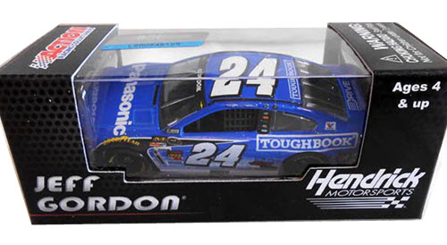2014 Jeff Gordon NASCAR Diecast 24 Panasonic CWC 1:64 Lionel Action ARC 1