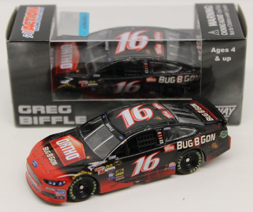 2015 Greg Biffle NASCAR Diecast 16 Ortho Bug B Gone CWC 1:64 Lionel Action ARC 1