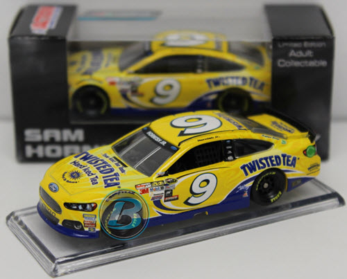 2015 Sam Hornish Jr NASCAR Diecast 9 Twisted Tea CWC 1:64 Lionel Action ARC 1