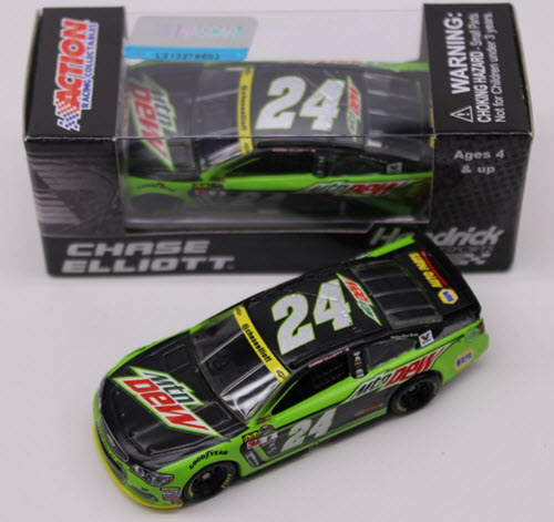 2016 Chase Elliott NASCAR Diecast 24 Mountain Dew CWC 1:64 Lionel Action ARC 1