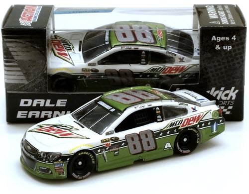 Dale Earnhardt Jr 2016 Lionel//Action #88 Mt Dew All Star Chevy 1//24 FREE SHIP